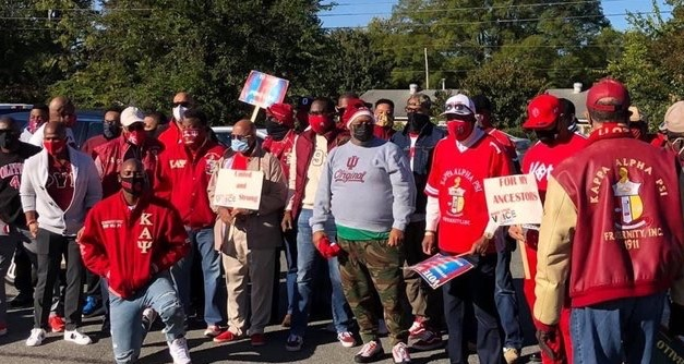 Voter March | Nupes, Nalia, Masks & VOTE