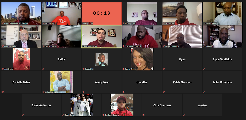 Kappa League Zoom Screenshot